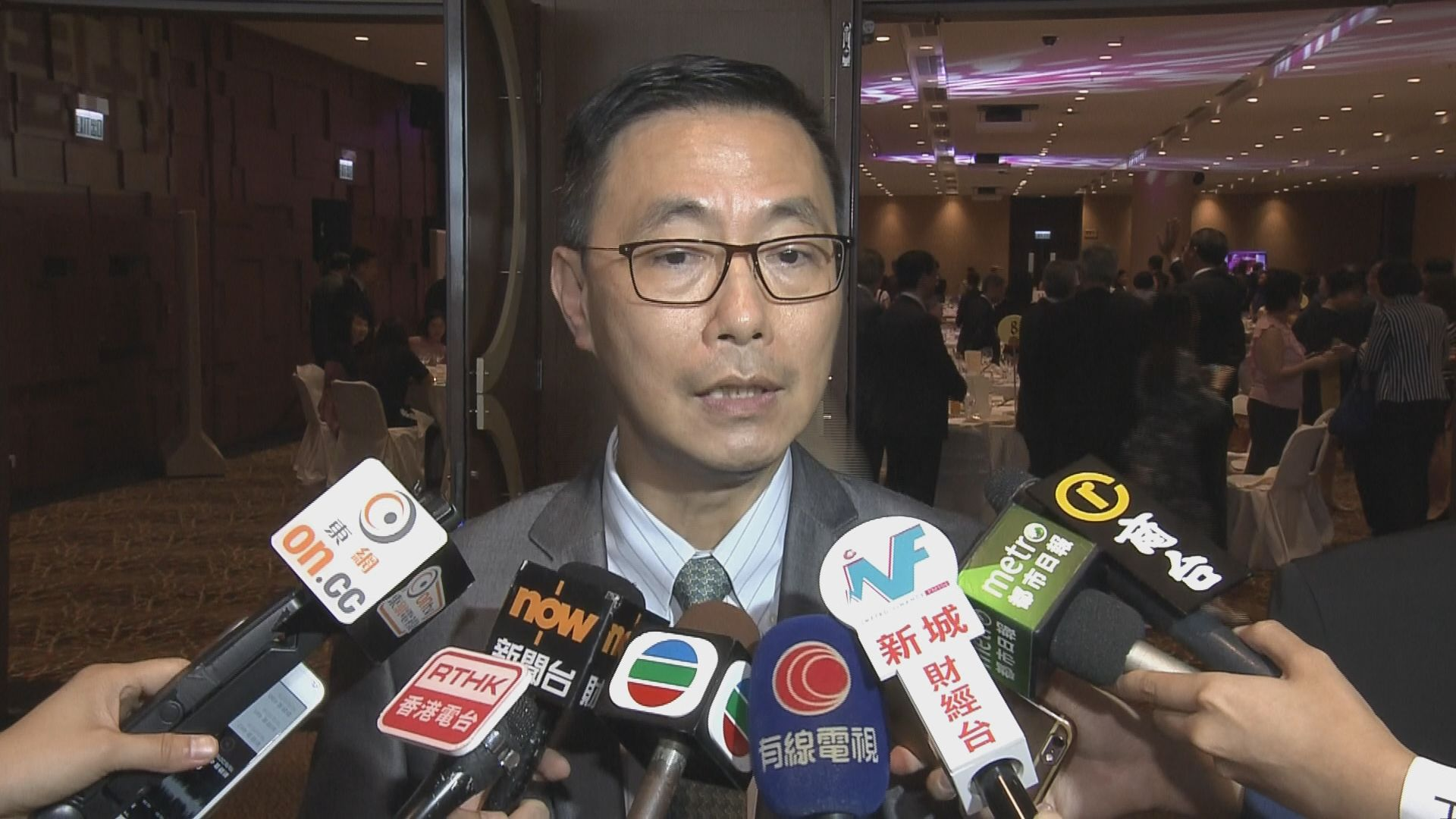 楊潤雄:仍有個別學校因損毀較嚴重需停課
