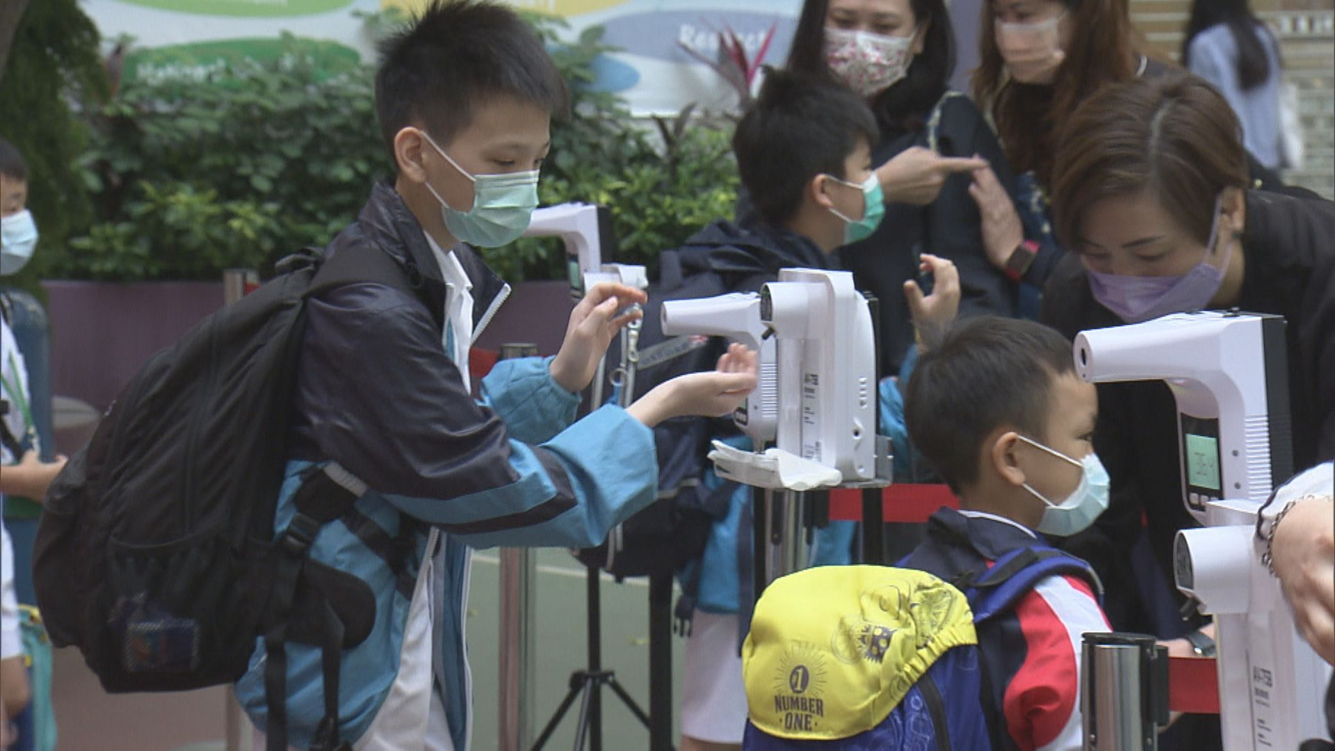 近兩周14間學校爆上呼吸道感染 醫生指病毒開始活躍