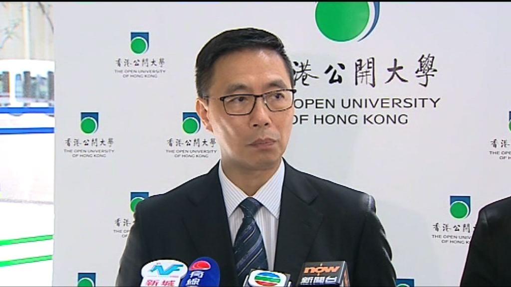 楊潤雄:開學後會抽查學校學生人數