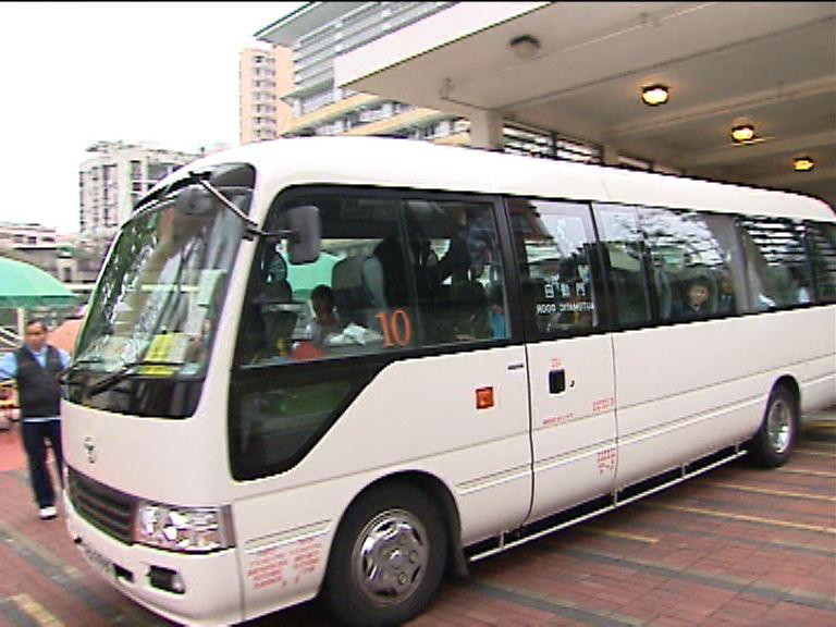 運輸署擬增加學生服務車供應