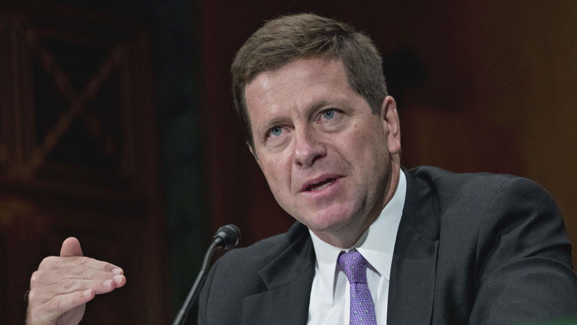 美國證監主席:中國公司違規現象已經有一段時間