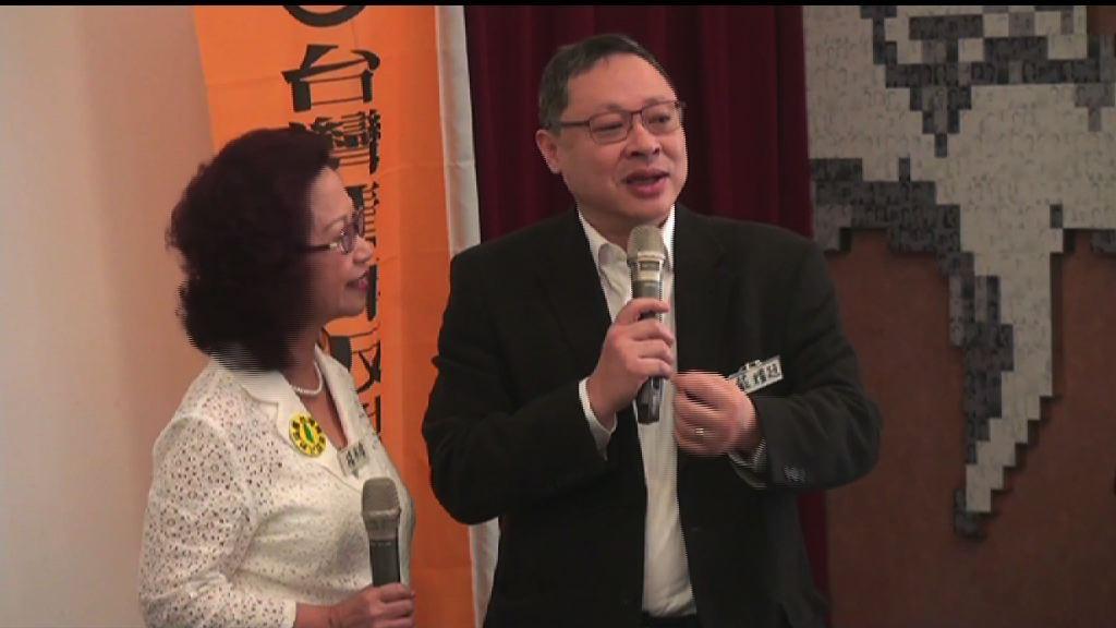 戴耀廷:通過選舉取得議席不應被廿三條所禁
