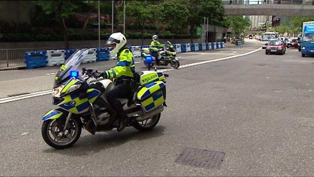 習近平周四訪港 警評估面對頗高恐襲威脅