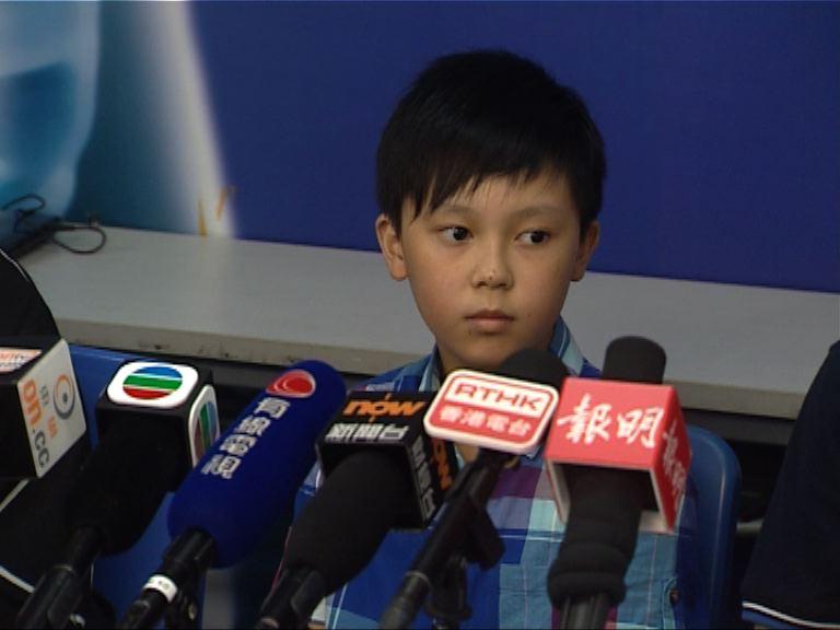 11歲學童家長申請「在家教育」