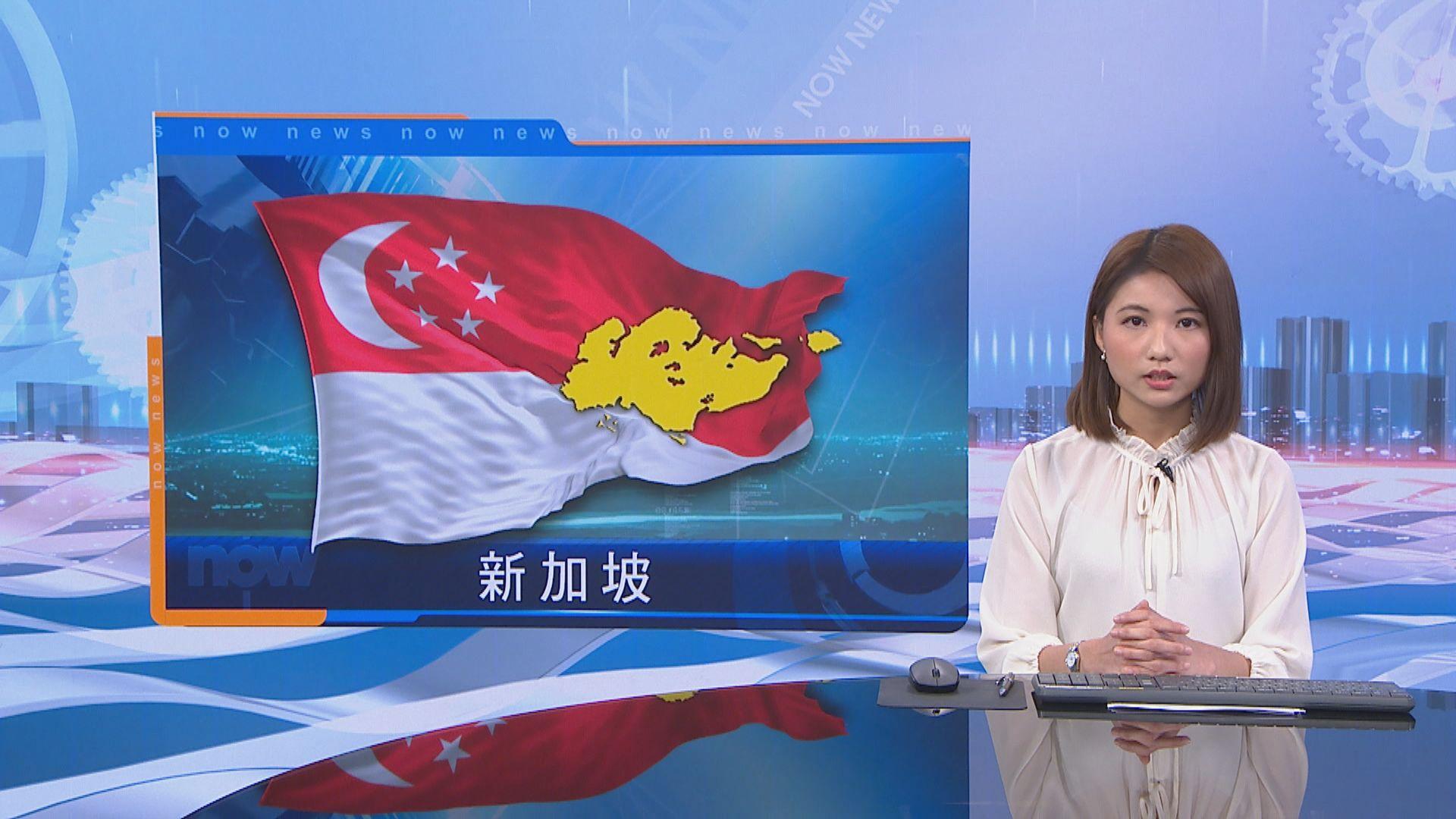 新加坡去年第四季經濟按年增長0.8%