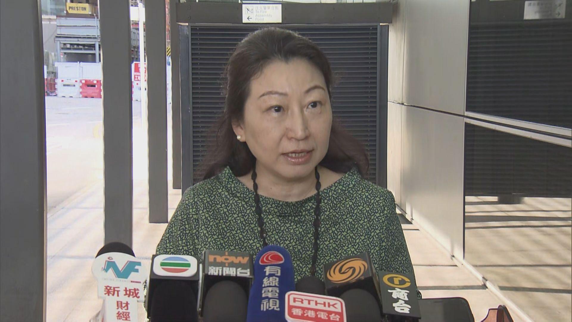 鄭若驊︰檢控決定不受政治立場影響