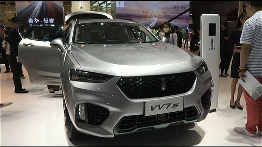 【先睹為快】帶你睇今屆上海國際車展新車款