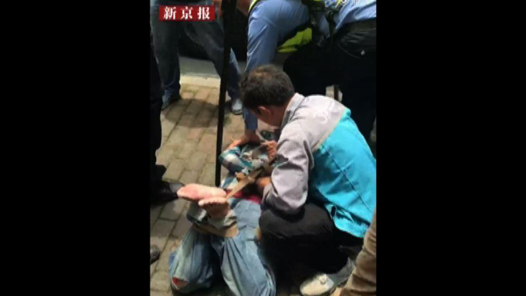 上海持刀斬人案 公安稱疑兇失業報復社會