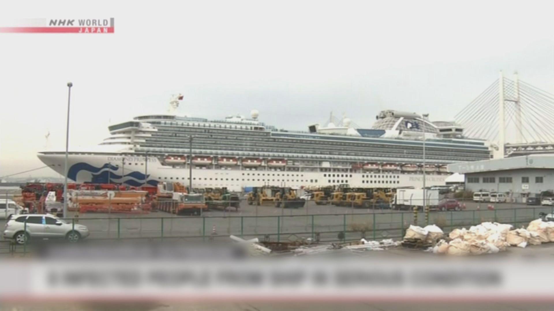 鑽石公主號乘客質疑回港後為何不能家居檢疫
