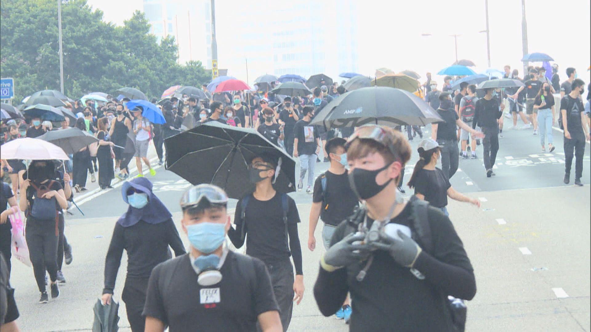 新加坡對香港發出旅遊警示