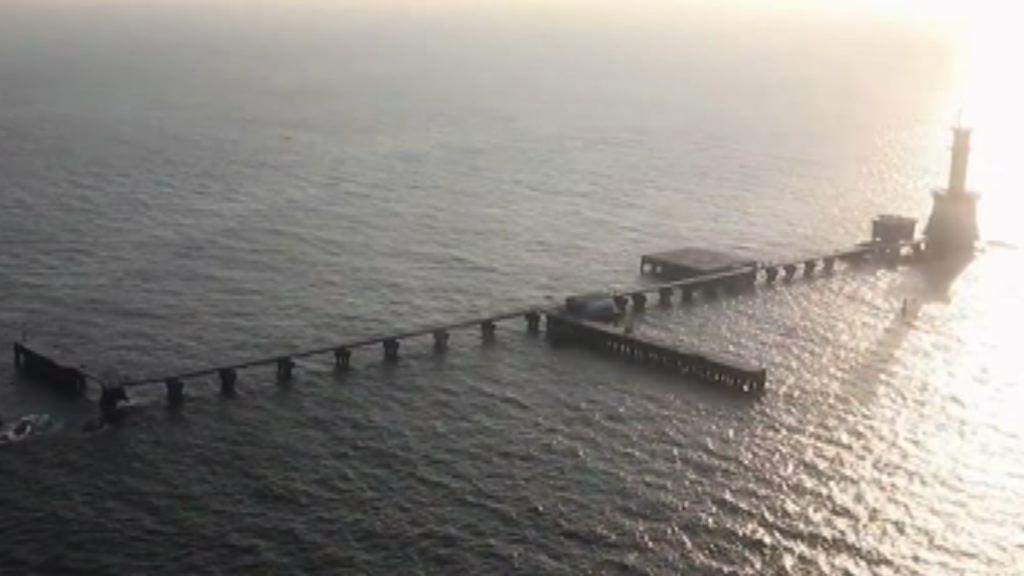 馬來西亞有意將中岩礁發展為小島