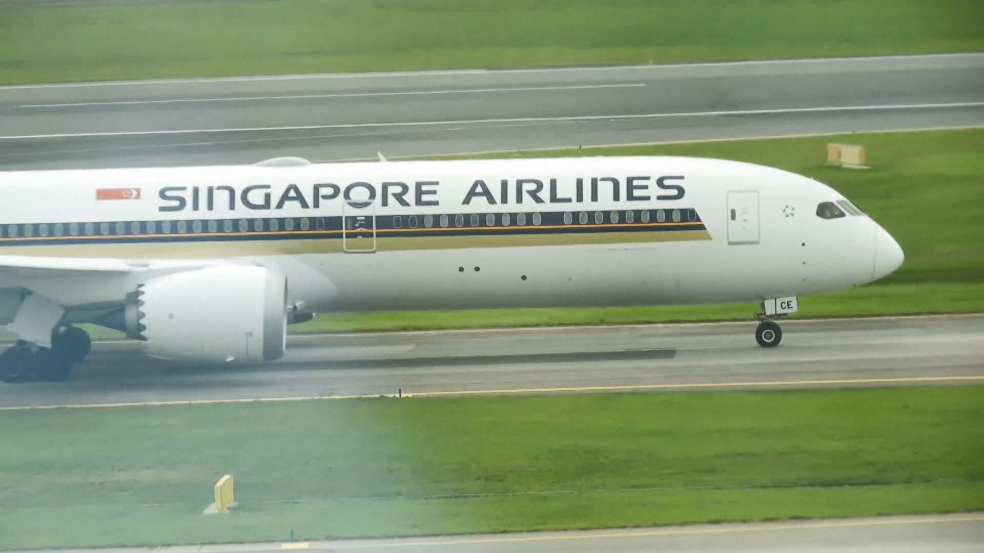 新航停飛兩架波音787-10型客機