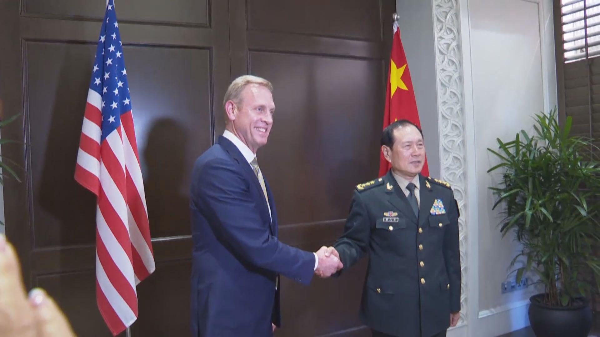 美國敦促中國停止侵害鄰國主權