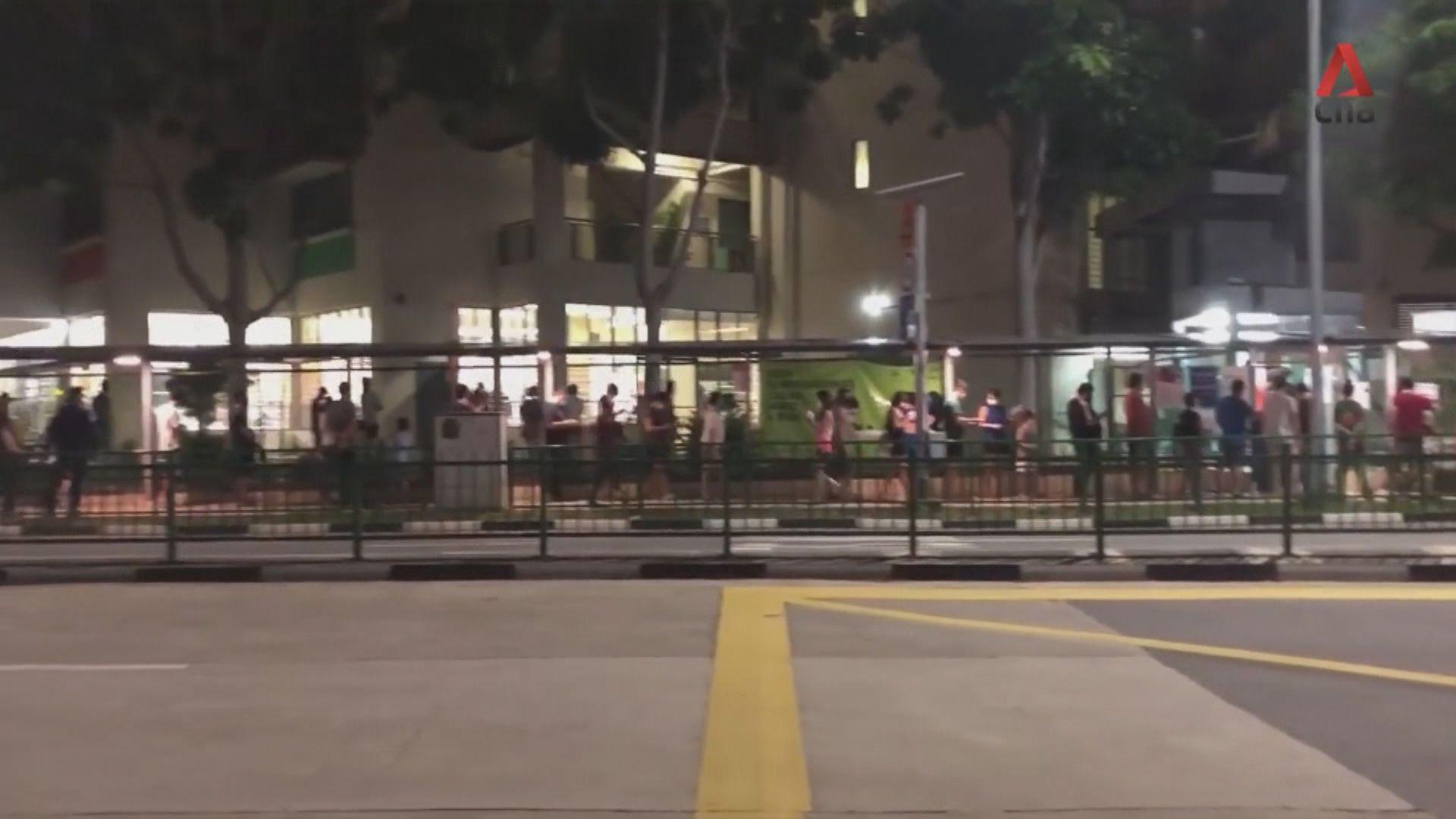 新加坡國會大選投票延長兩個小時 反對派批有失公正