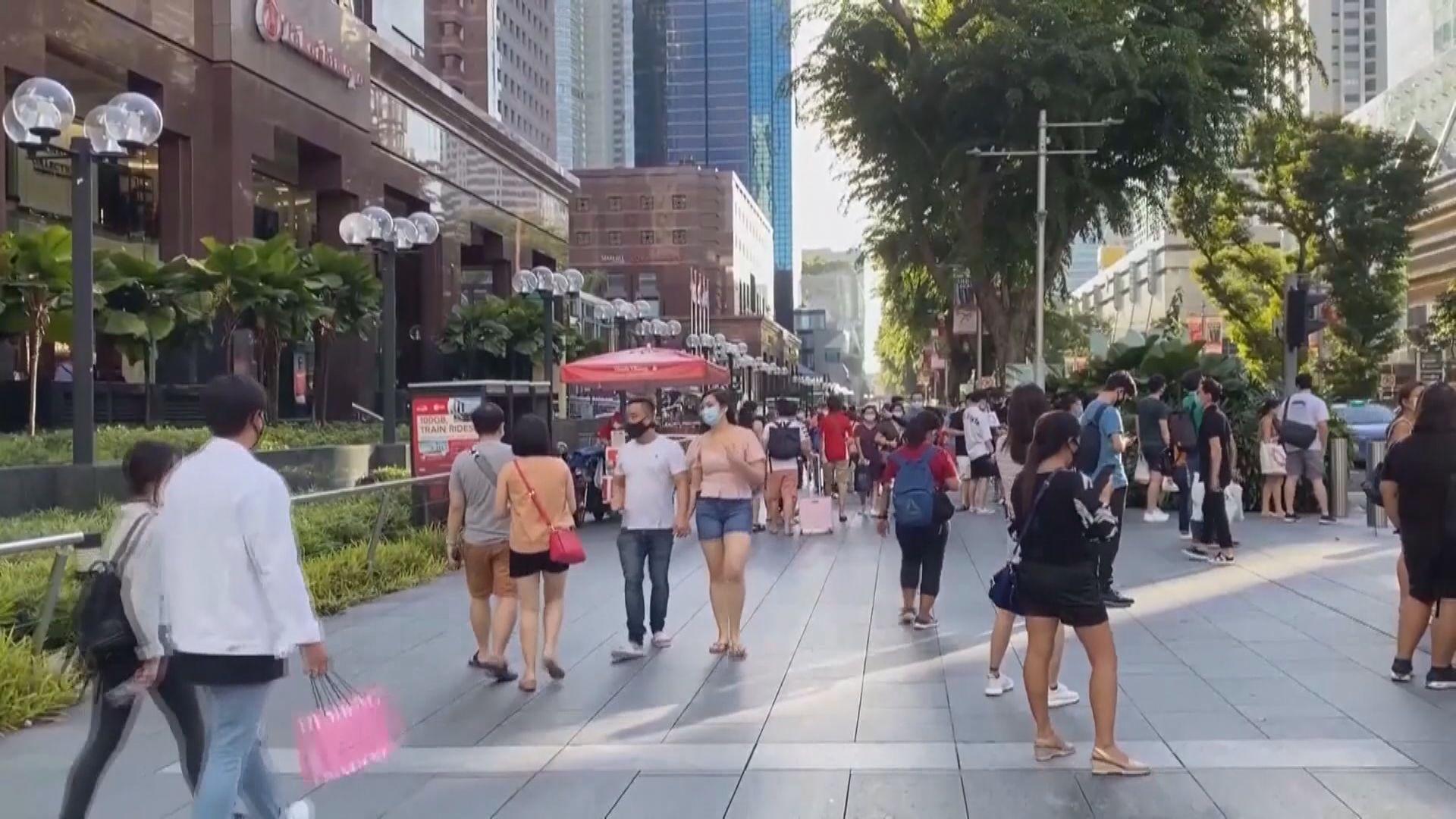 新加坡工作港人對旅遊氣泡很大機會再煞停感失望