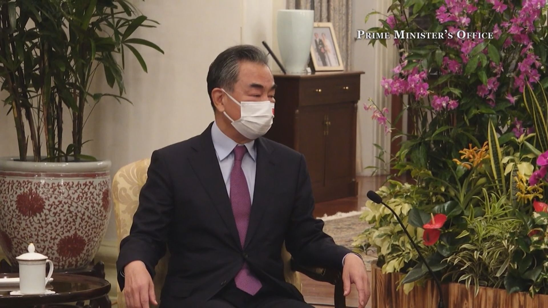 王毅呼籲美國客觀理性看待中國發展
