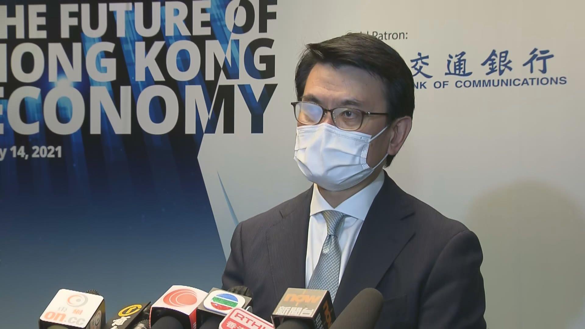 邱騰華:新加坡指大機會未能如期本月下旬啟動旅遊氣泡