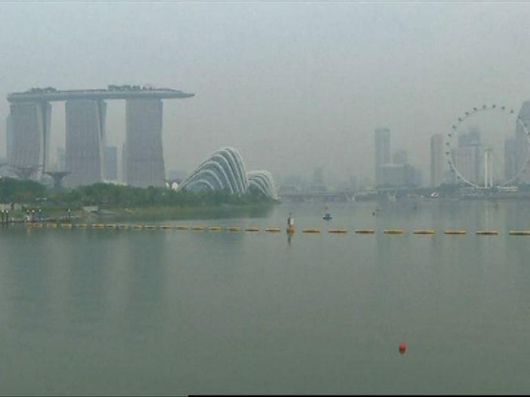 新加坡要求涉印尼山火企業名單