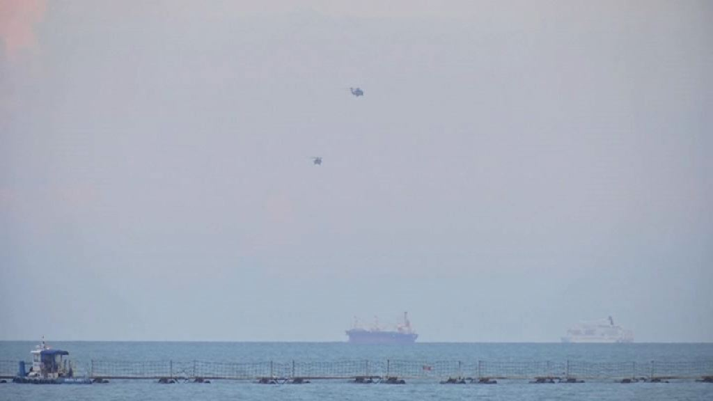 多國隊伍續搜索麥凱恩號失蹤船員
