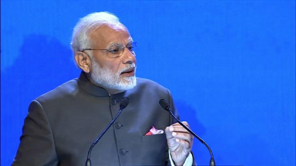 莫迪:中印以尊重對方利益方式合作