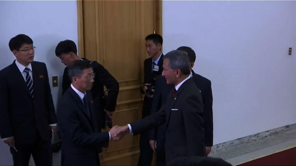 新加坡外長:會確保金正恩安全