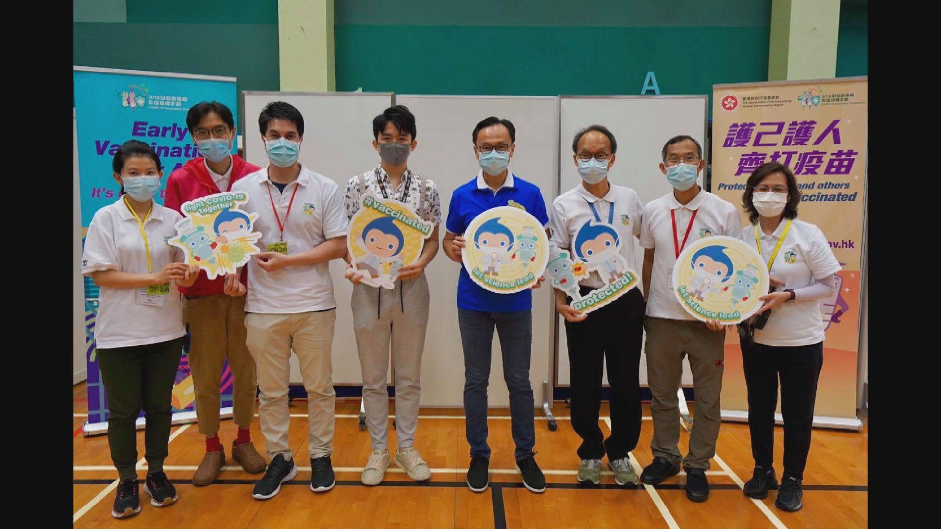聶德權:港大醫學院將研究12歲以下兒童接種科興