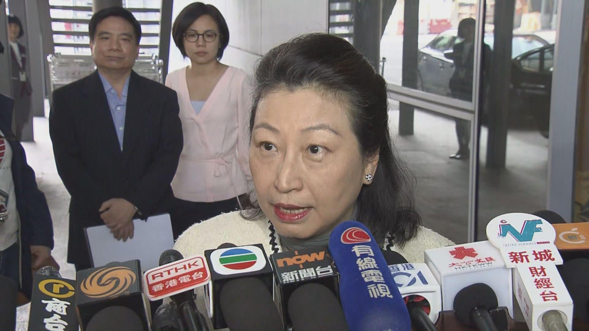 鄭若驊:不會因為個別政治人物身分而影響檢控決定