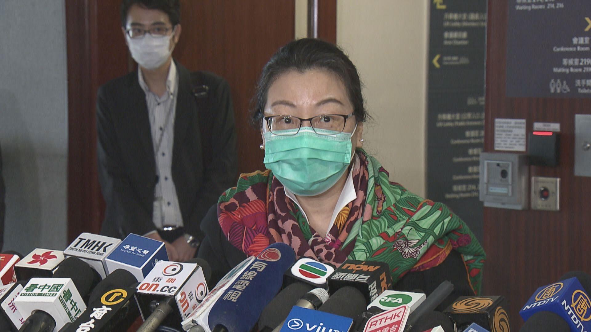 鄭若驊︰海外媒體政客企圖左右檢控必定徒勞無功
