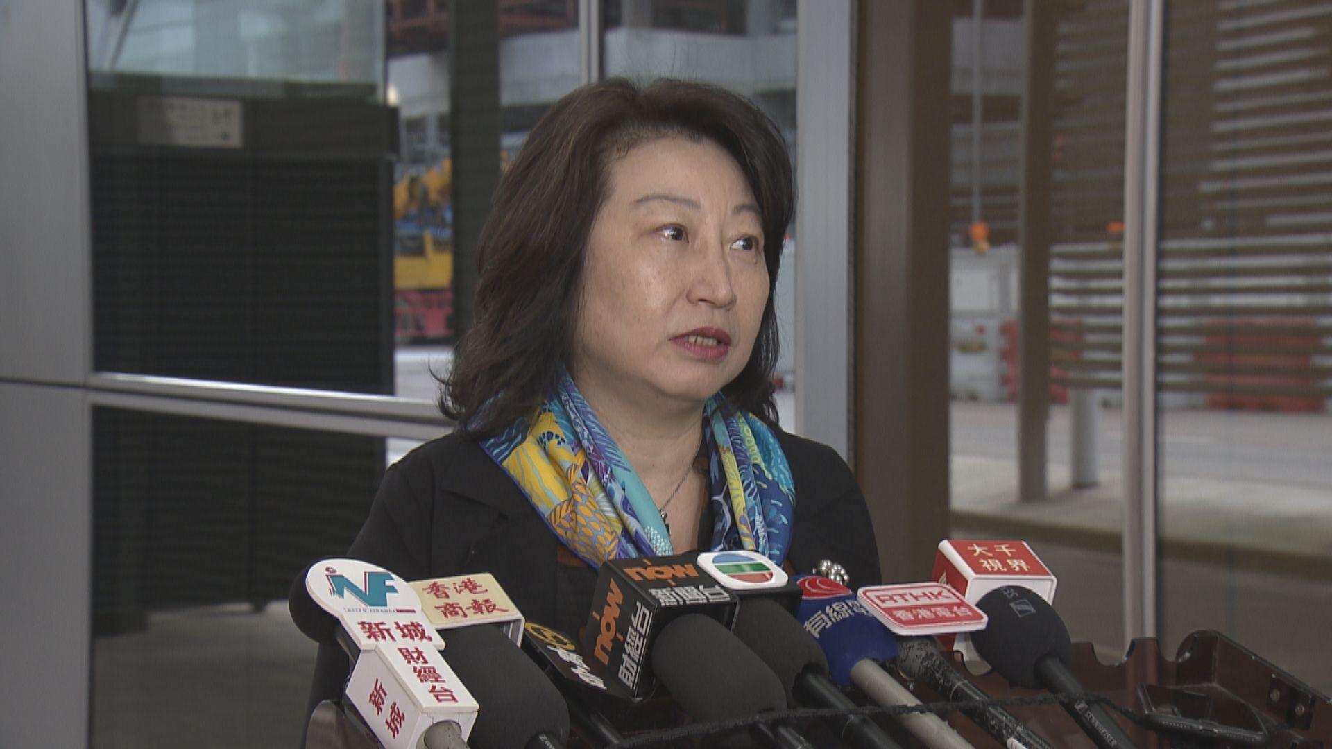 鄭若驊:年齡非檢控決定唯一因素 不能隨意撤控