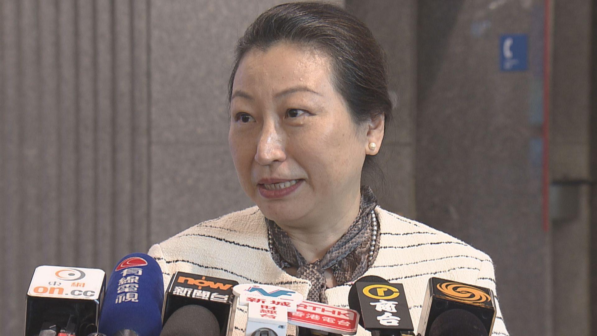 鄭若驊:港區國安法設立日落條款是多此一舉