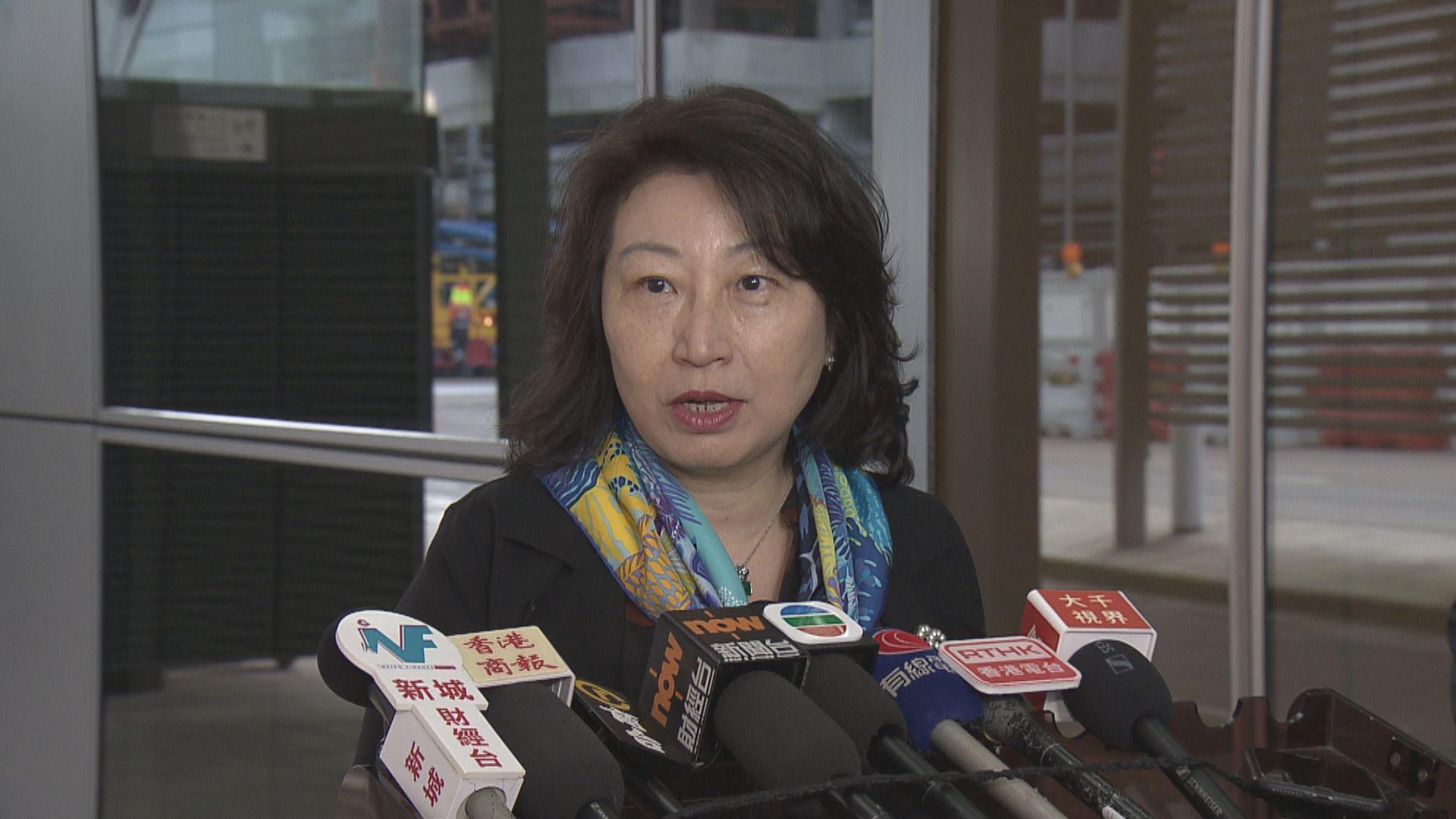 鄭若驊:法律科技基金料下月起接受申請