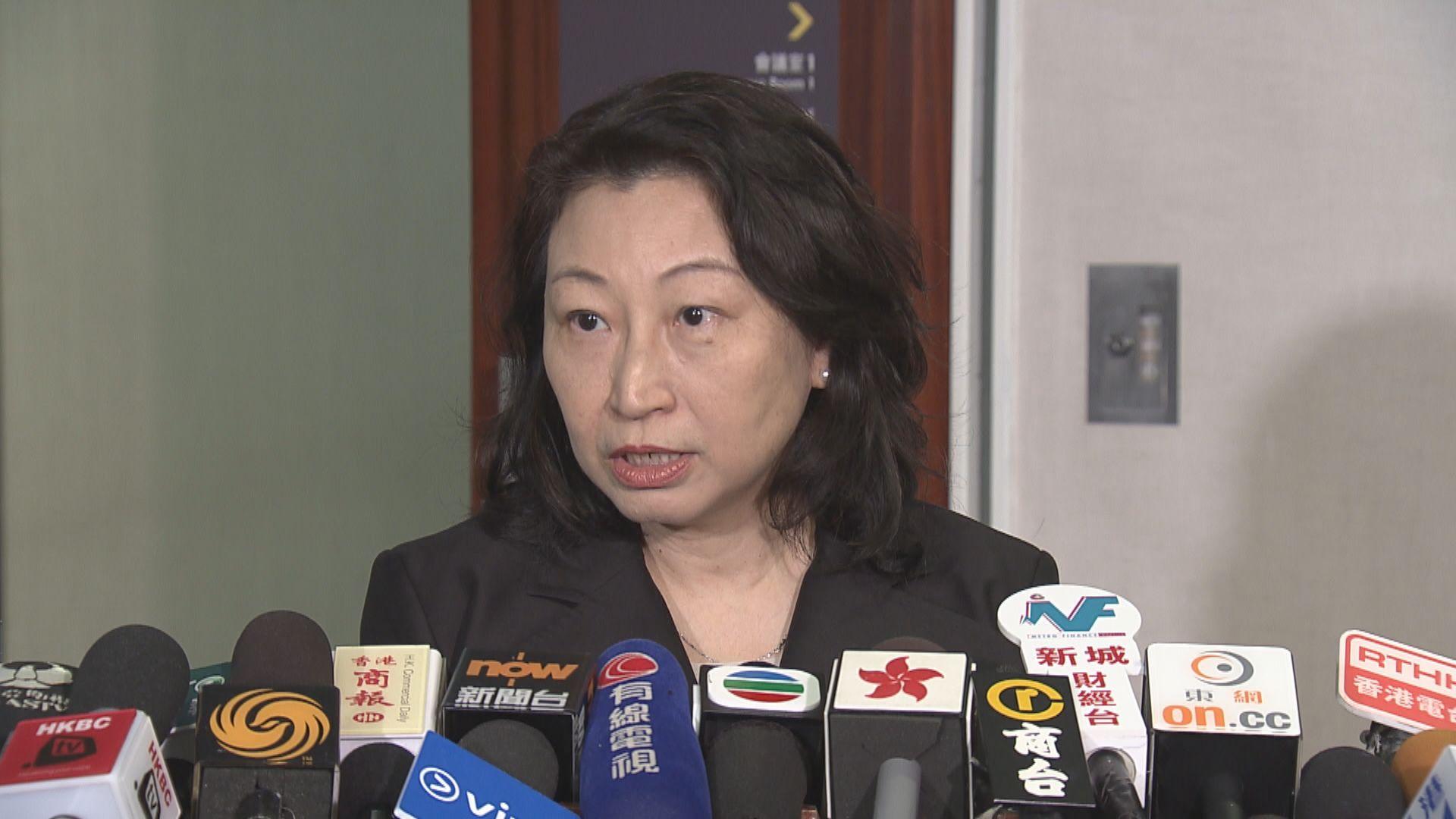 鄭若驊澄清並沒有提出請辭