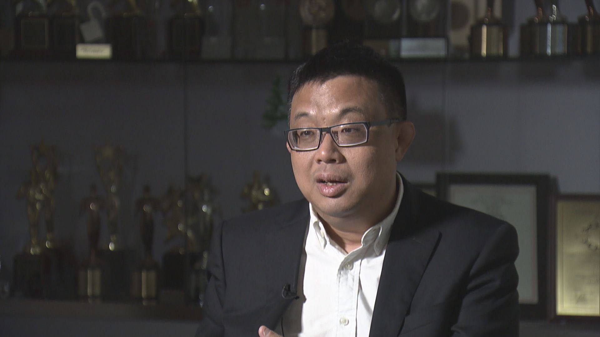 涂謹申:律政司應解釋不檢控潘樂陶女兒原因