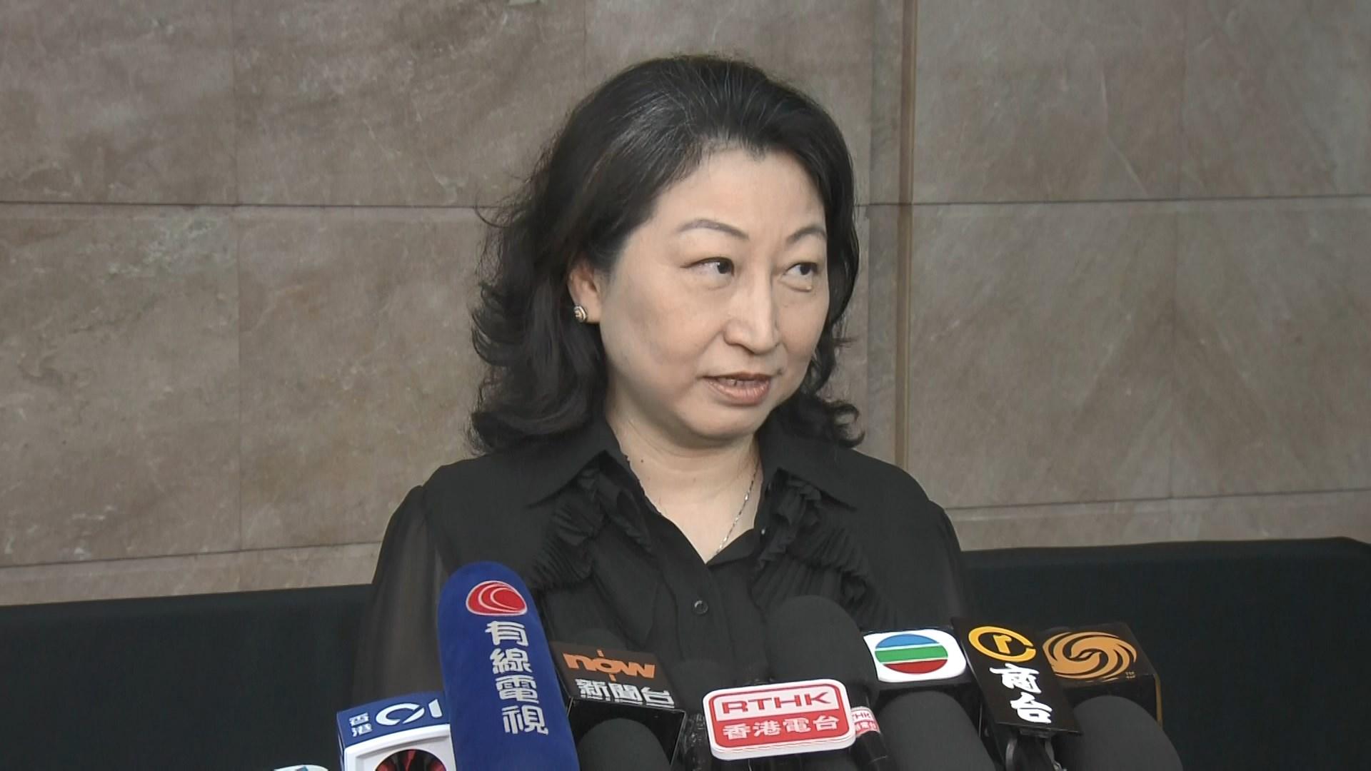 鄭若驊被指上任後續參與仲裁 特首辦未回應