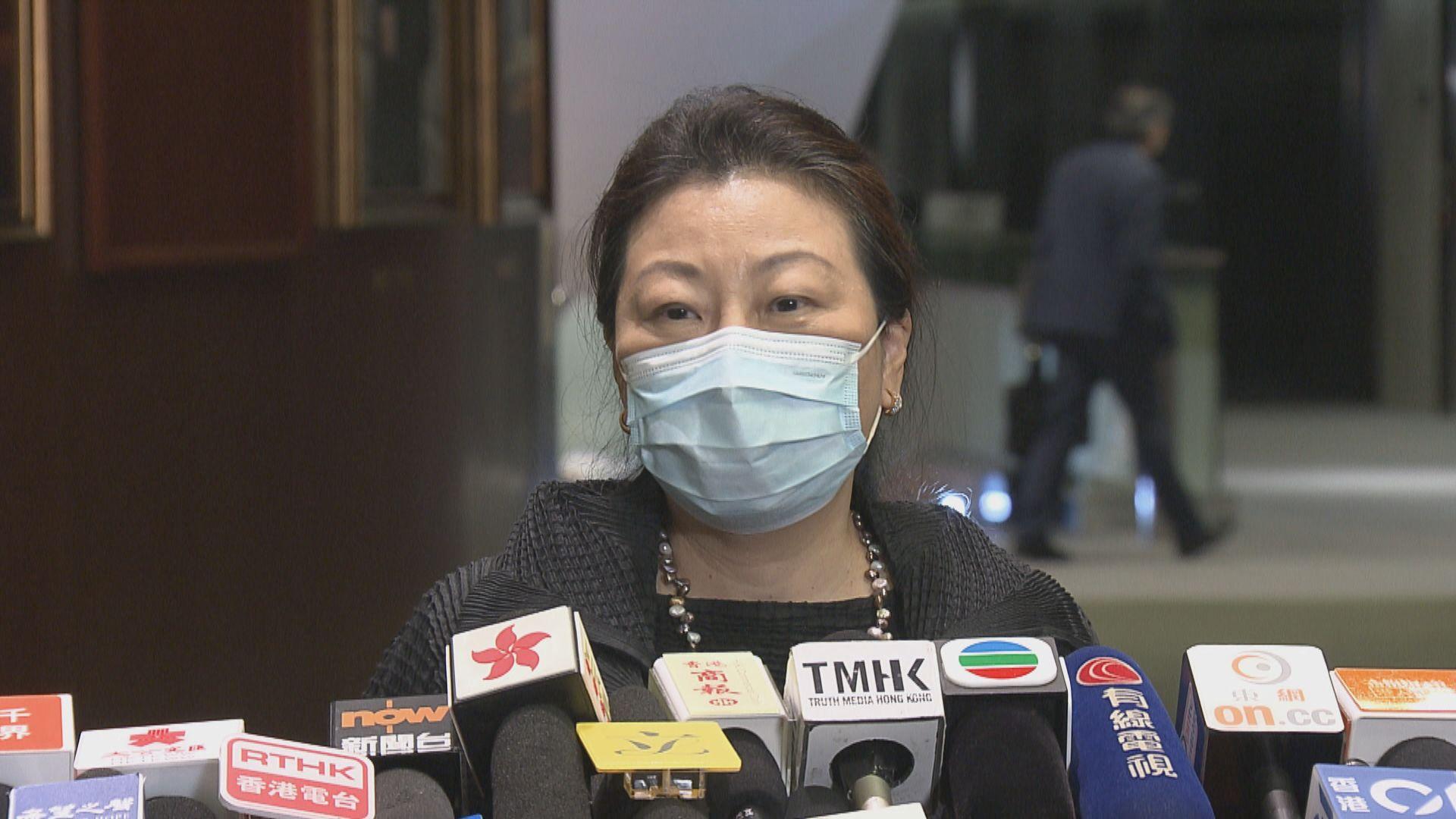 鄭若驊:可評論法庭裁決 但不應涉人身攻擊