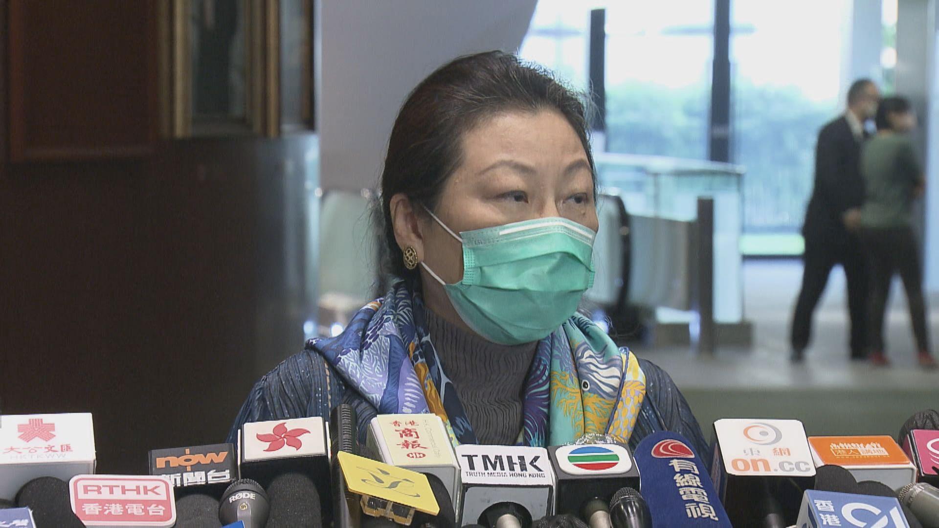 鄭若驊:如法官判詞有錯 律政司會提出上訴