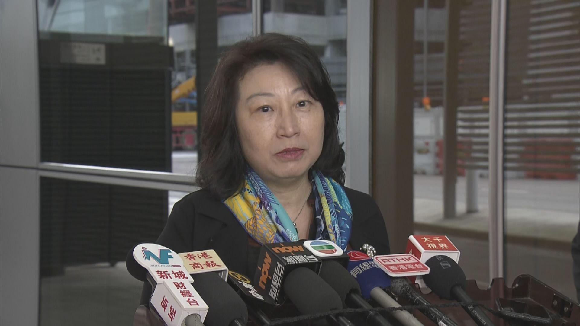 鄭若驊:政府對反蒙面法有做相關研究