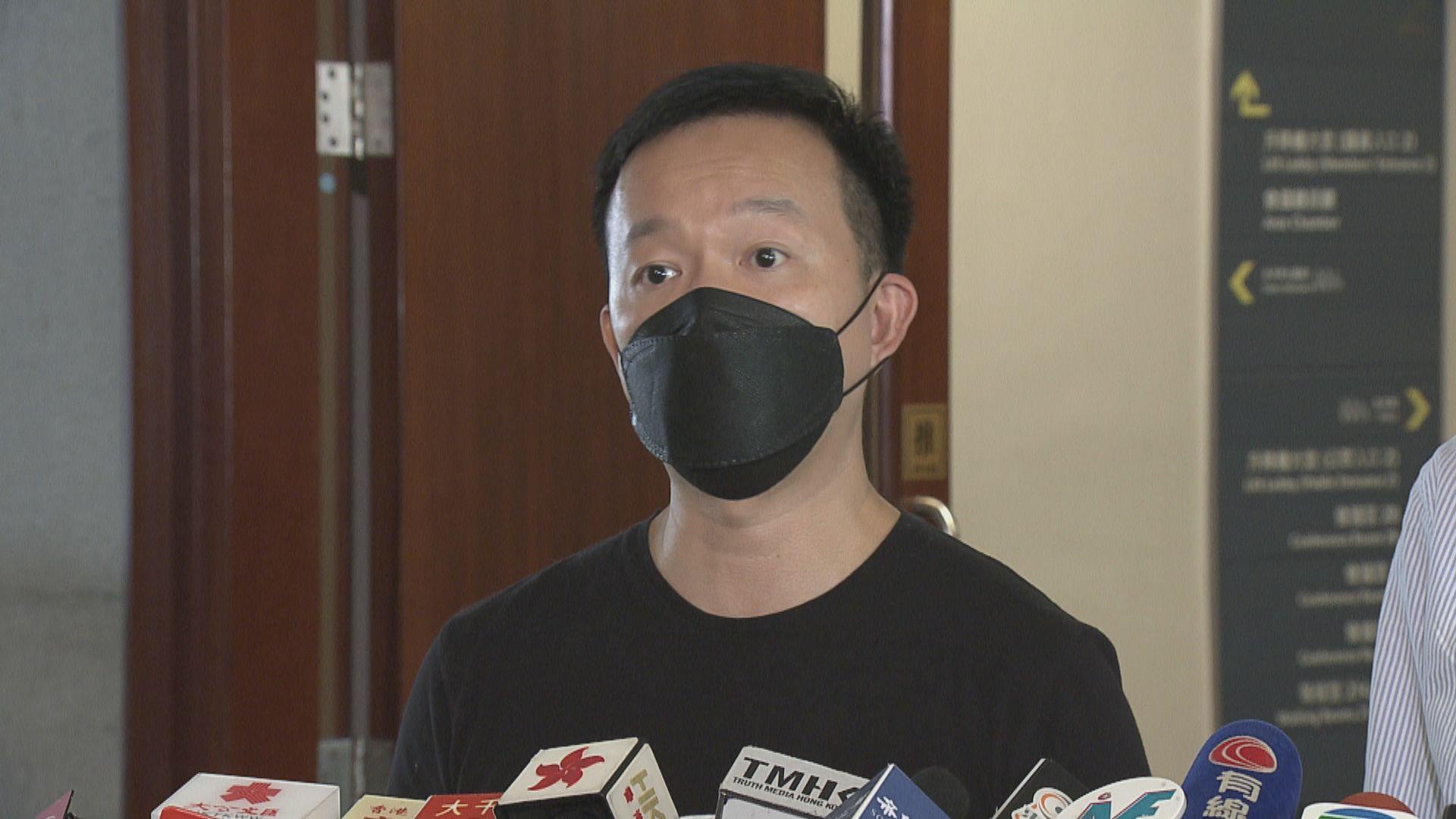 陳志全批鄭若驊網誌內容是向私人檢控施壓