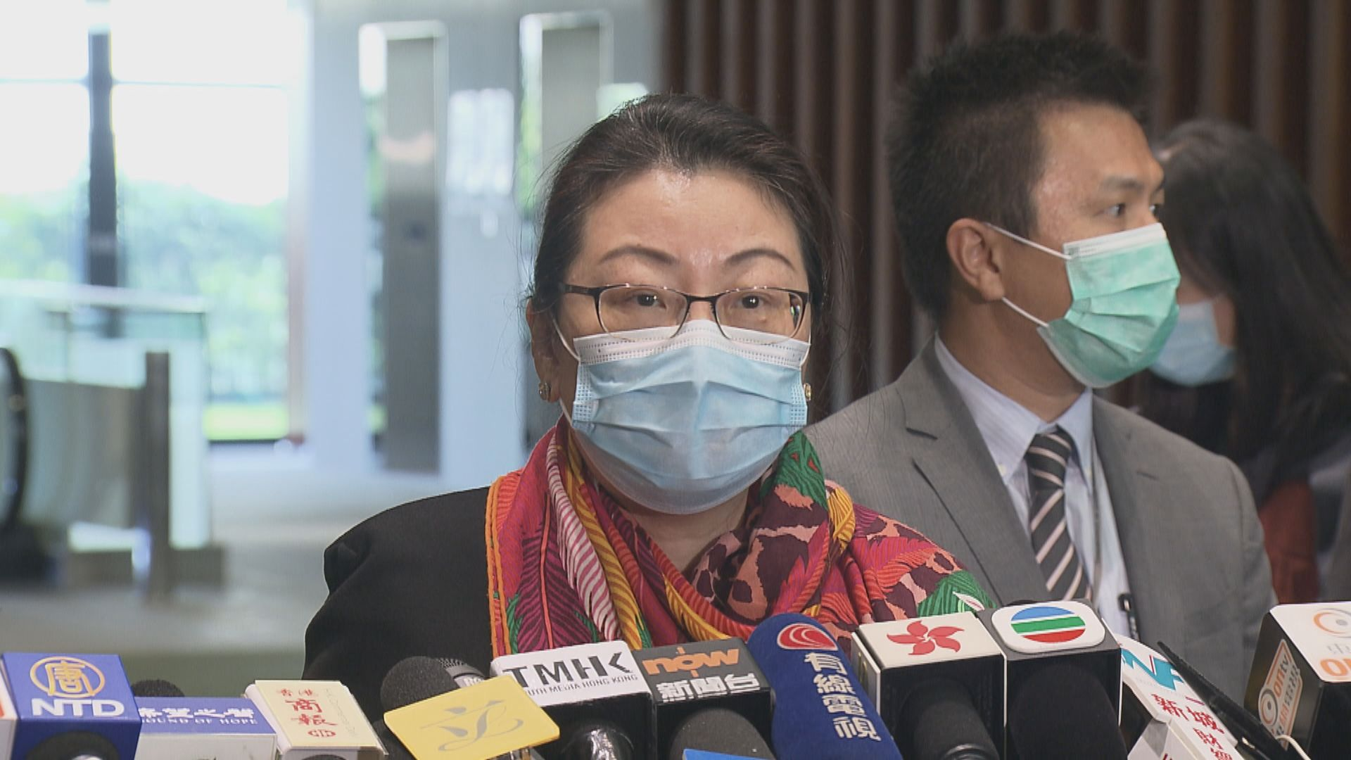 美簽香港自治法 鄭若驊:美違不干涉別國內政慣例