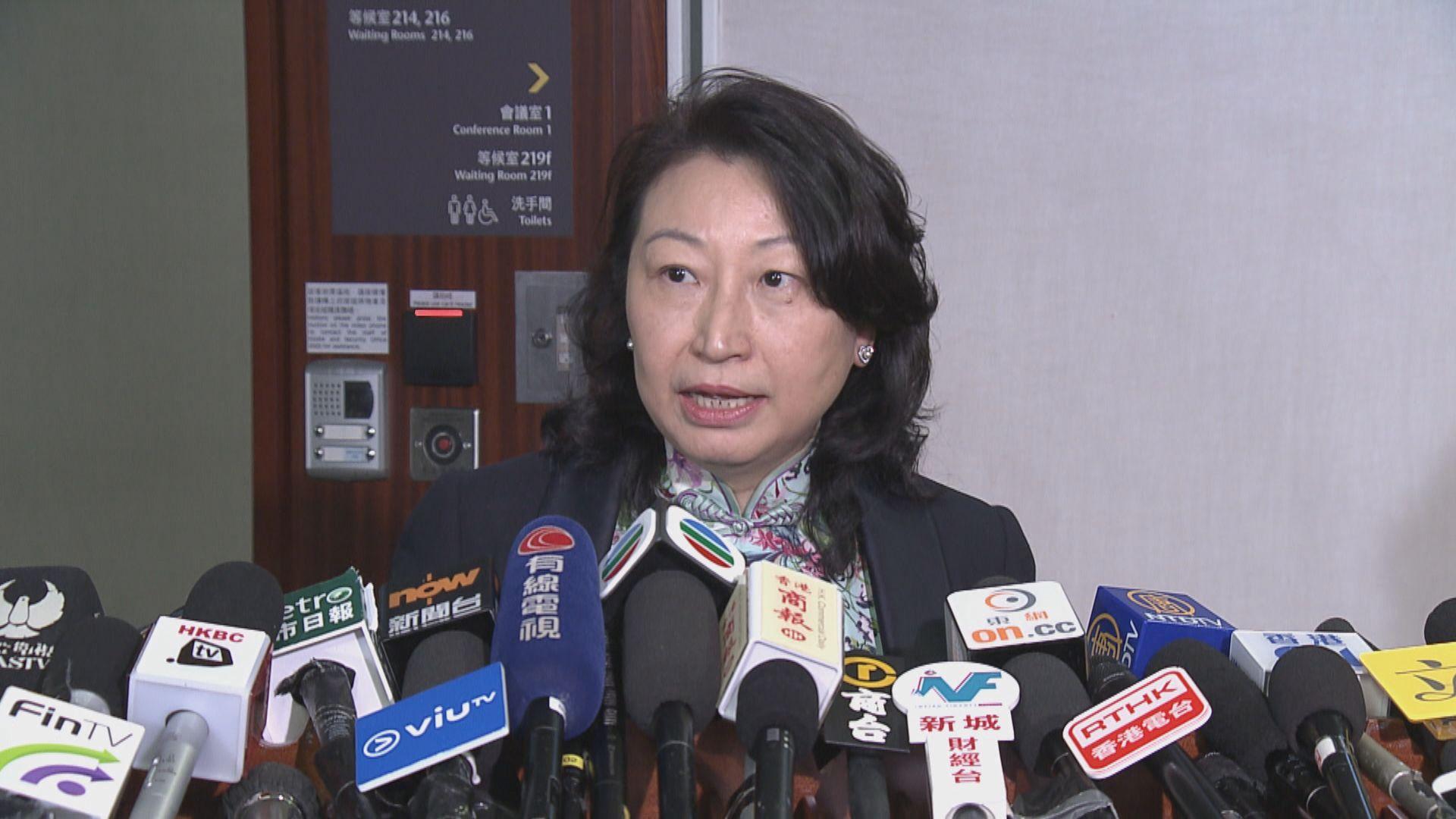 鄭若驊:香港回歸後法治穩步向上