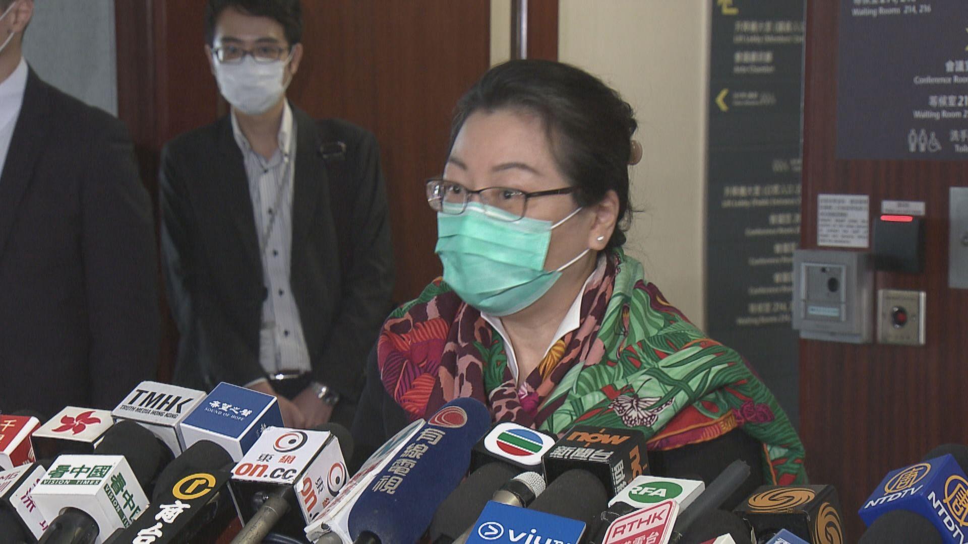 鄭若驊:中央有權有責關注香港 外國制裁香港法案才是干預
