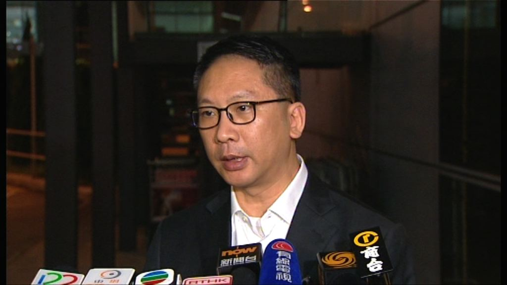 校園論港獨 袁國強:應由教育局擬定指引