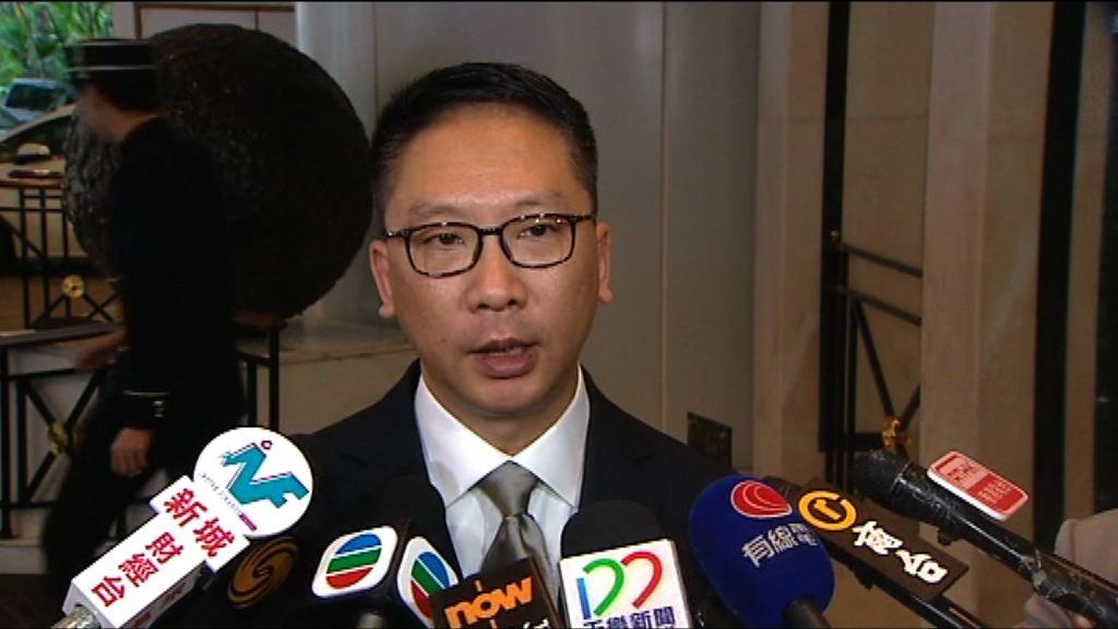 袁國強:政府非以司法干預立法