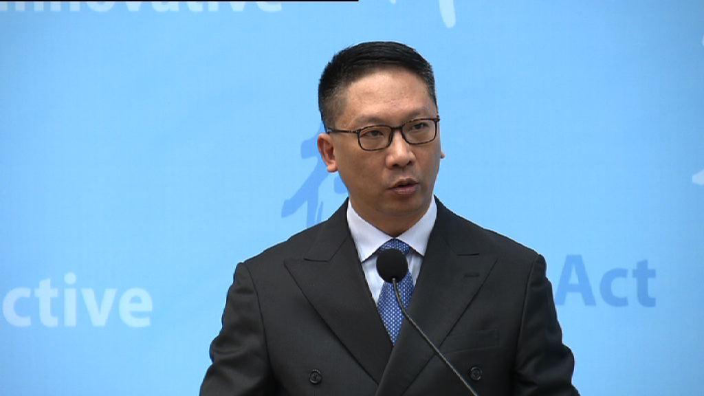 傳袁國強最快下月辭職