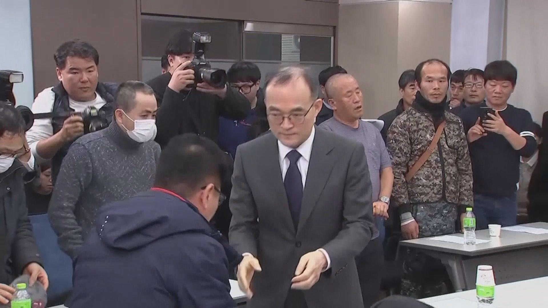 南韓當局為國民過往被囚收容所道歉