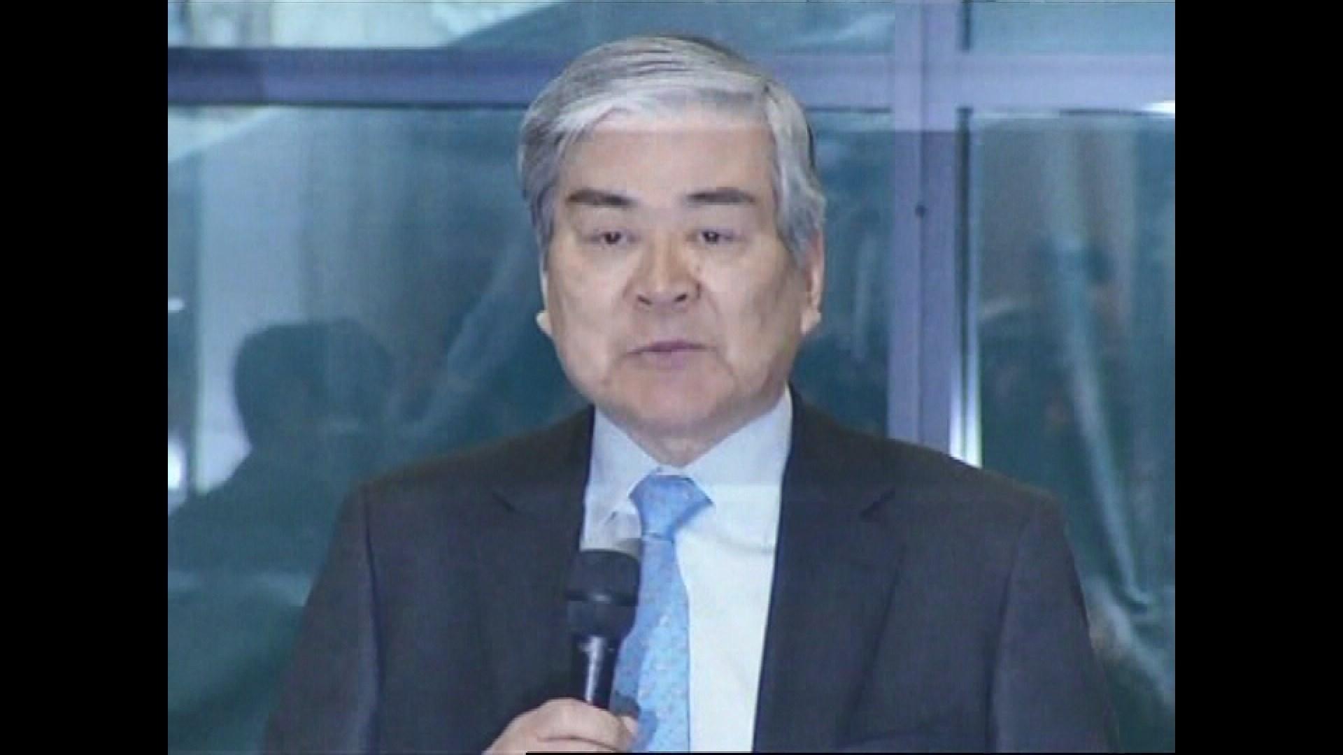 大韓航空主席趙亮鎬美國病逝 終年70歲