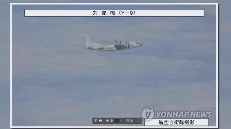 南韓指中國軍機飛入防空識別區