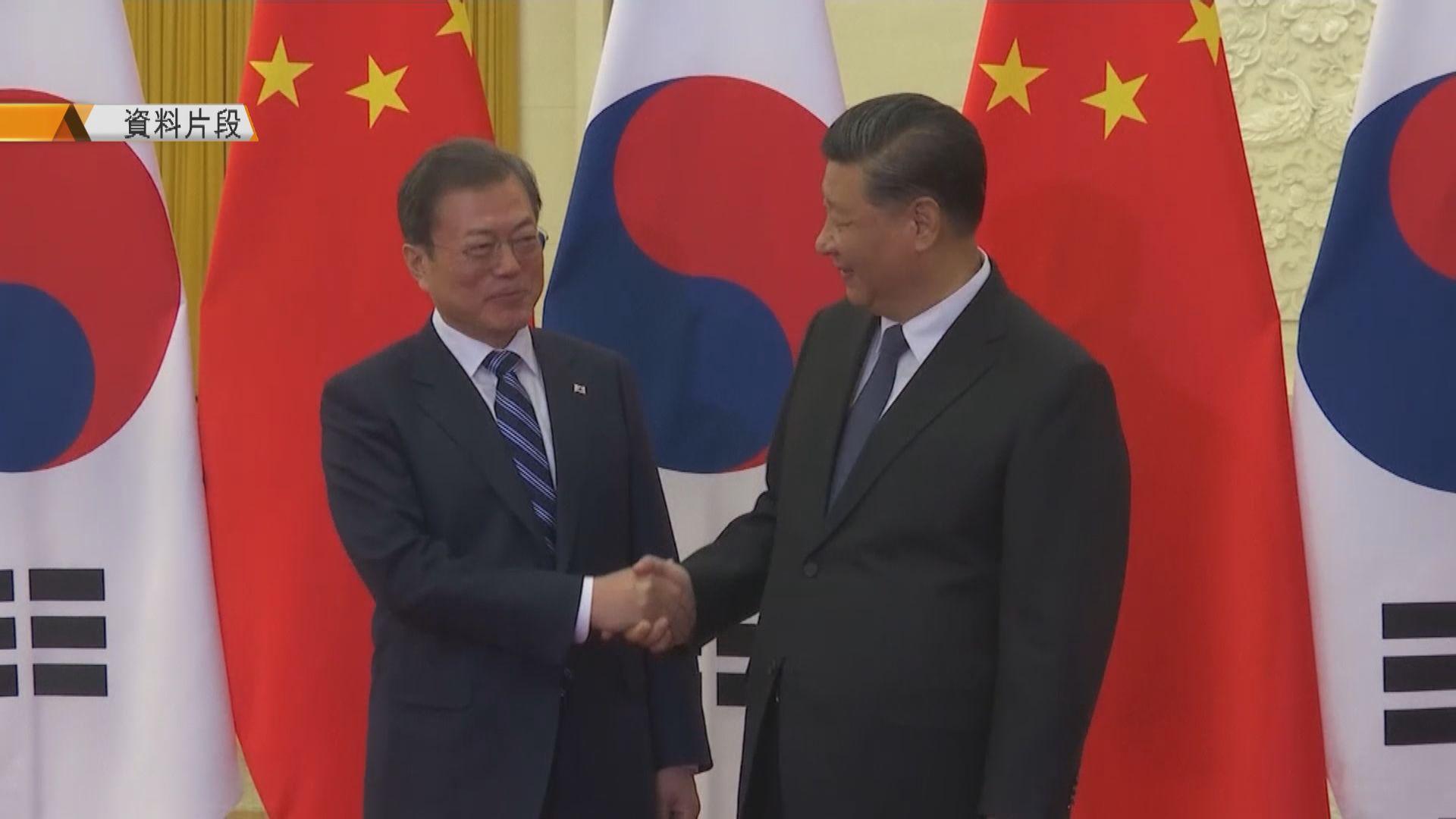南韓駐華大使館稱會力促習近平訪韓