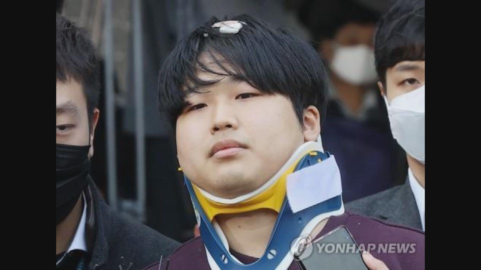 南韓N號房性剝削少女事件主犯判囚40年
