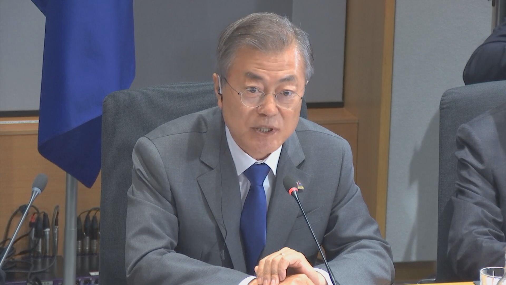 南韓總統致力根除職場「甲乙文化」